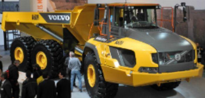 Goodyear Develops Otr Tires For Volvo S Biggest Atd Tire