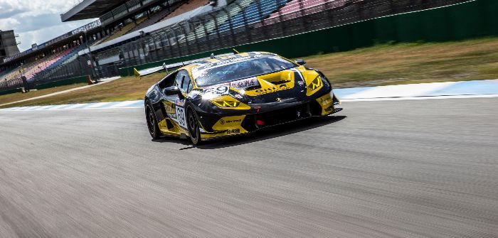 Giti Tire and Dörr Motorsport have teamed-up to compete in the ADAC 24-hour race at the Nürburgring