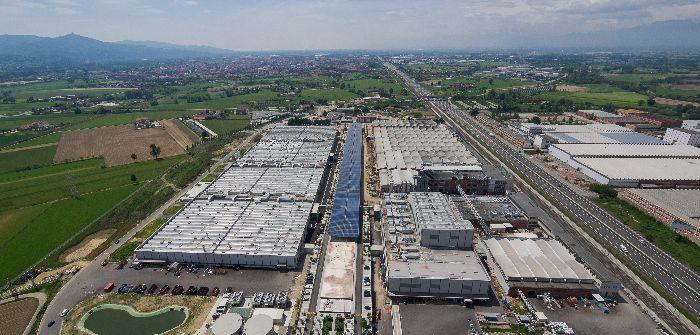 Site visit: Pirelli Settimo Torinese factory