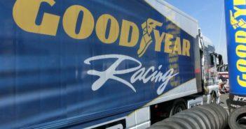 Goodyear to supply British Truck Racing Championship