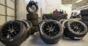 Torsten Ideker, a head engineer at the Hankook Tire European Technical Center, explains how tire technologies derived through motorsport have been applied in the company's ultra-high performance road car rubber