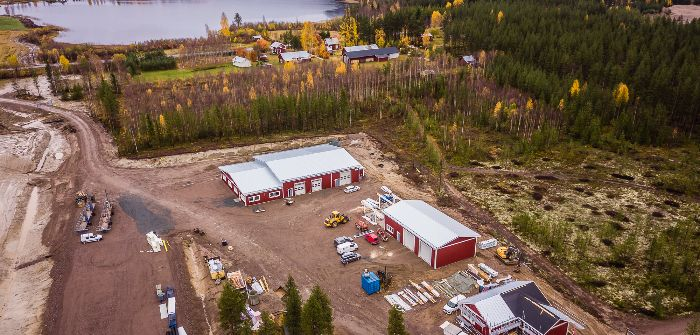 Italian tire giant Pirelli has chosen Arctic Falls as the location for its newest test base