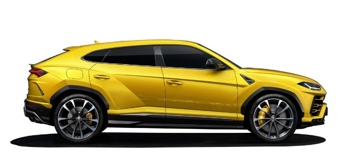 Pirelli develops new compounds and tread patterns for Lamborghini Urus