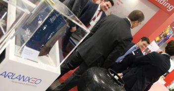 SHOW LIVE: Visitors discover self-sealing rubber compound from Arlanxeo