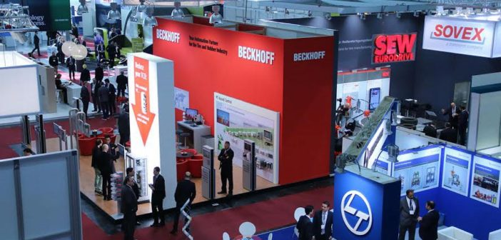 Biggest ever Tire Technology Expo & Conference – opens next week!