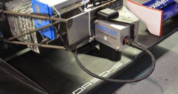 Oxford Brookes Formula Student team uses Kistler Correvit S-Motion two-axis optical sensor