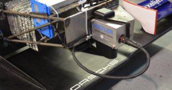 Oxford Brookes Formula Student team uses Kistler Correvit S-Motion two-axis optical sensor