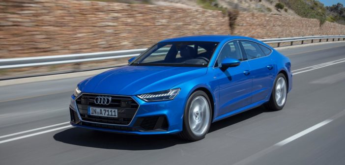 Audi selects Bridgestone Turanza T005 tires for the new A7 Sportback