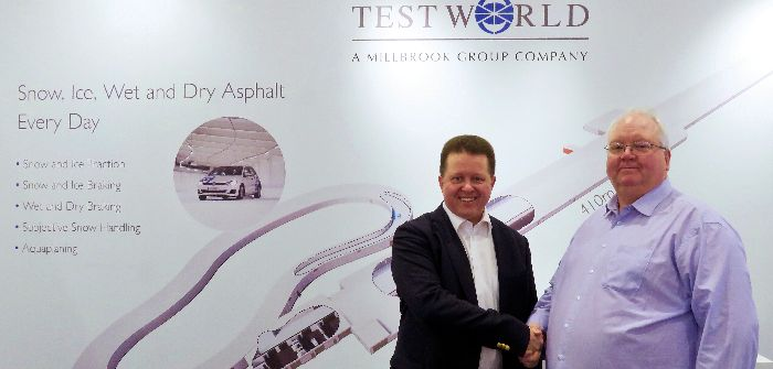Test World appoints Andrew Beach as new business development director