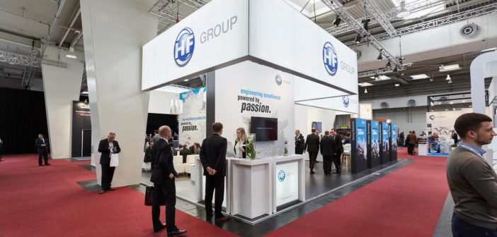 HF Group sees a strong demand for mixing room systems