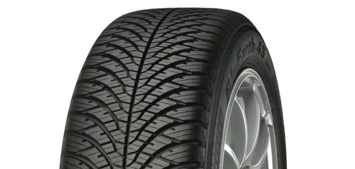 Yokohama Rubber to launch all-season passenger car tire in Europe