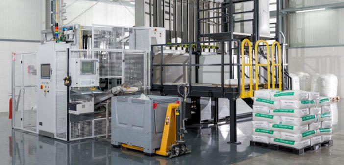 New intermixer installed at Marangoni Rovereto plant in Italy