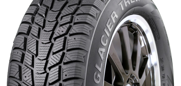 New Mastercraft Glacier TrexTM winter tire by Cooper Tire arriving soon
