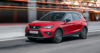 SEAT Arona city crossover to be equipped with GitiSynergy E1