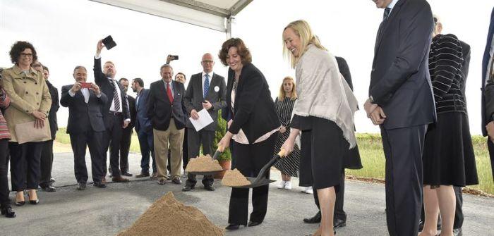 Construction begins at Nokian's new Spanish test center