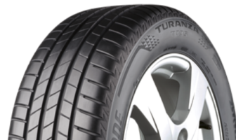Mercedes-Benz chooses Bridgestone Turanza T005 for new A-Class