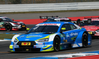 Audi Sport invests in tire modeling software for DTM