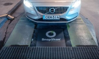 Nokian introduces digital tire scanning technology in the Nordics