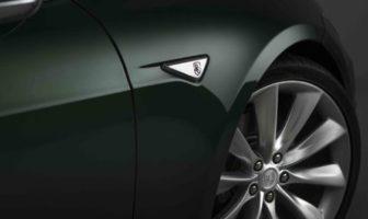 Bespoke Tesla-based Shooting Brake equipped with Vredestein tires
