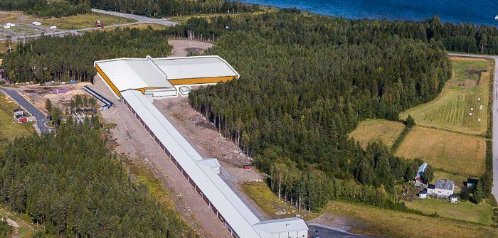 Arctic Falls' Indoor Flex facility now operational