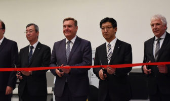 Sumitomo Rubber Europe and Dunlop Tech inaugurate new European Development Centre