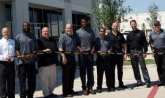 BestDrive celebrates opening of its two new commercial tire centers in Texas