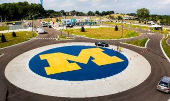 Goodyear begins testing its intelligent tire technology at Mcity