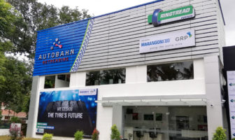 Marangoni GRP launches first Ringtread franchise in India