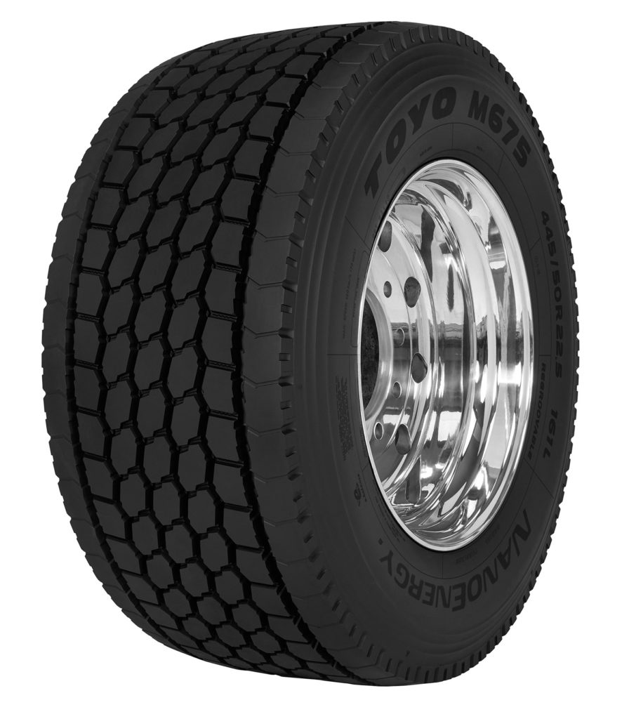 New fuel efficient tires from Toyo Tire USA developed using company's Nano Balance tech