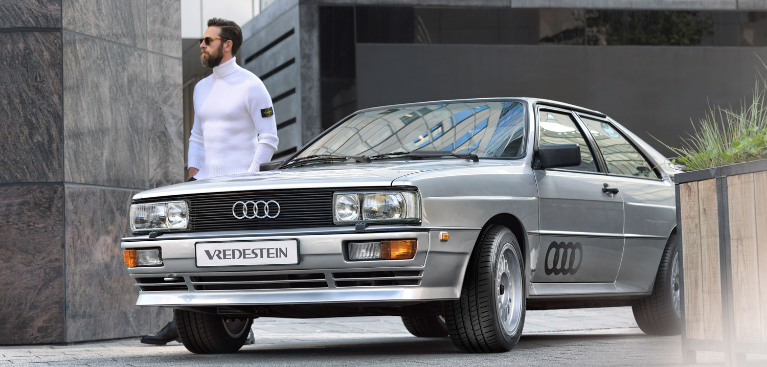 Vredestein develops classic car tire line-up and launches ... | audi first car