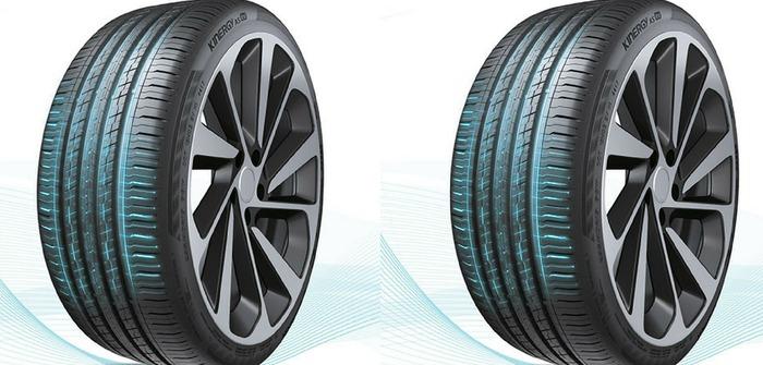Hankook reveals second-generation EV tire