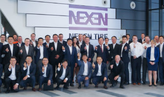 Nexen Tire relocates its German headquarters