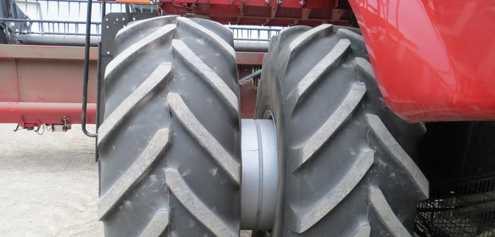 Michelin launches new harvester tire, just in time for North American harvest