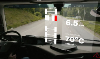 Volvo Trucks introduces real-time tire monitoring service