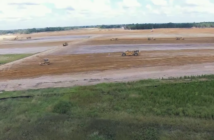 Triangle Tire finishes site preparation for new factory in North Carolina