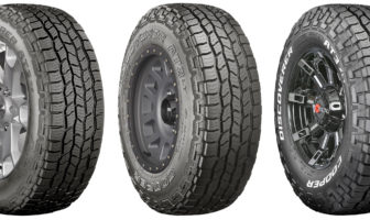 Cooper engineers head to the southern hemisphere to evaluate new tires