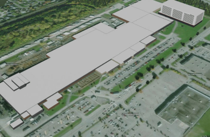 Automated warehouse to be constructed at Bridgestone Canada plant in Québec
