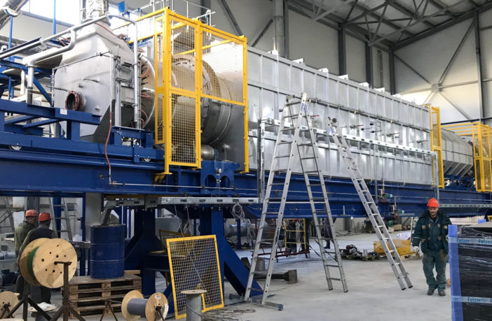 RMCC begins production of highly active magnesium oxide