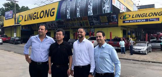Linglong receives large order from South American distributor