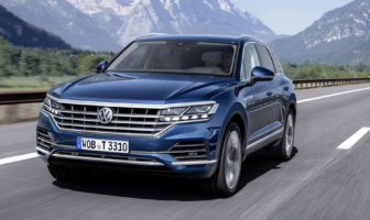 Volkswagen Touareg to be factory fitted with Apollo Vredesteins