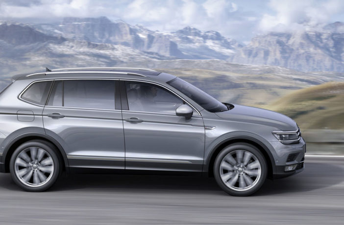 Hankook to supply tires for Volkswagen Tiguan R-Line