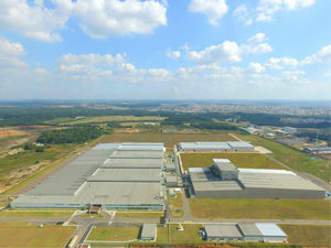 Additional TBR tire production equipment to be installed at SRI's Brazil factory