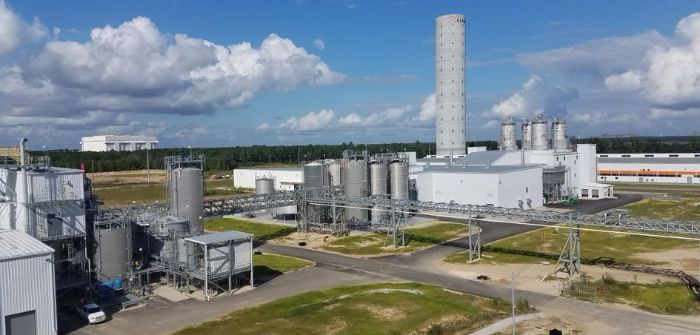 Evonik begins production of precipitated silica in South Carolina