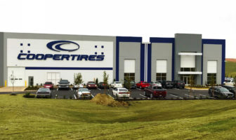 New US distribution center improves logistics for Cooper Tire