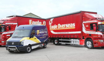 Transport company Eagle Overseas reports improvement in performance with Conti360° Fleet Services program