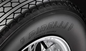 Pirelli reintroduces Stella Bianca crossply tire for classic cars