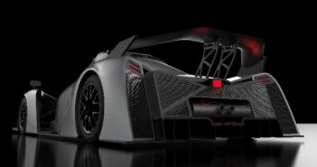 Dunlop chosen as original equipment on Revolution Racecar's new showpiece