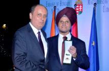 Apollo chairman Onkar S Kanwar awarded Order of Merit
