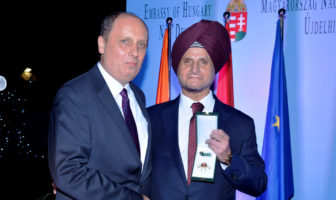 Apollo chairman Onkar S Kanwar awarded Order of Merit