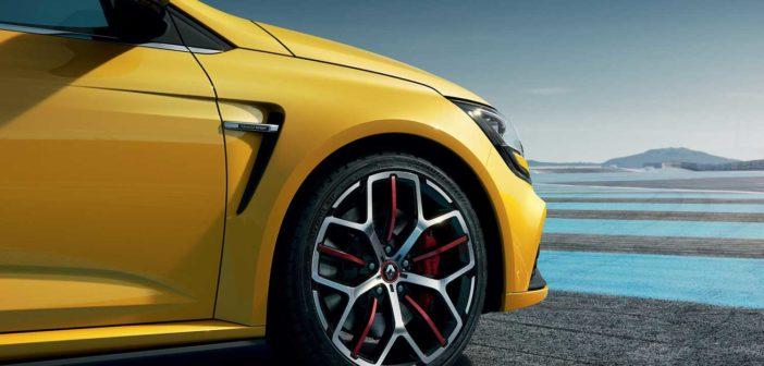 Bridgestone selected as original equipment supplier for Renault Mégane R.S. Trophy